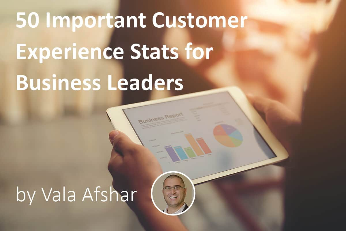 CX Stats for Business