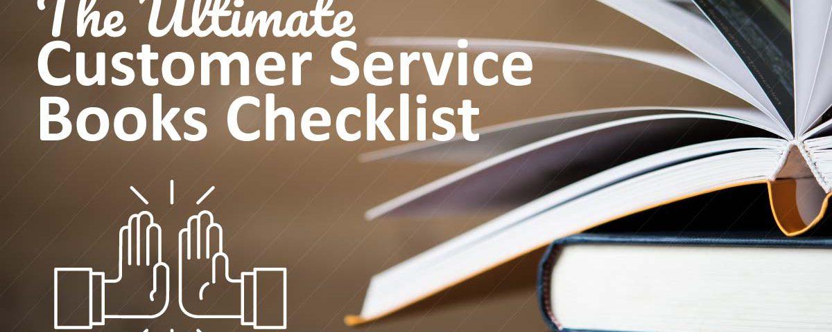 top customer service books