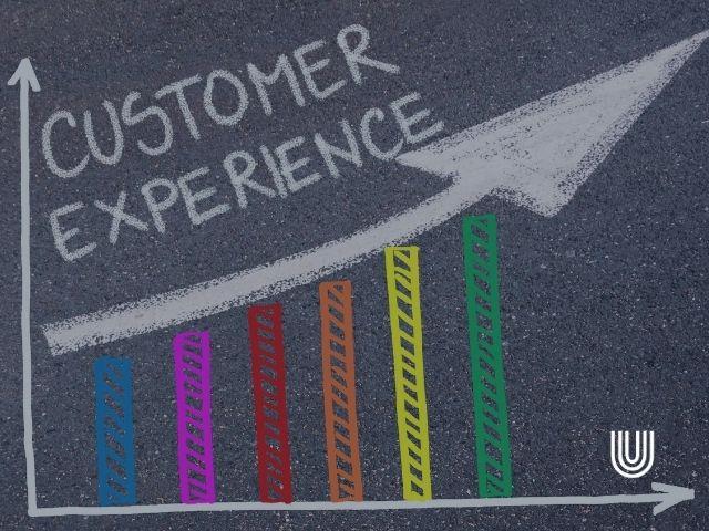 Customer Experience Chart