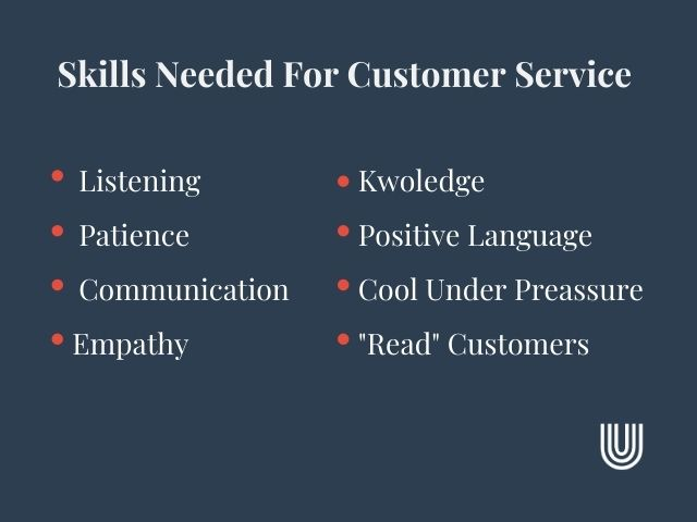 Universal Customer Service Skills